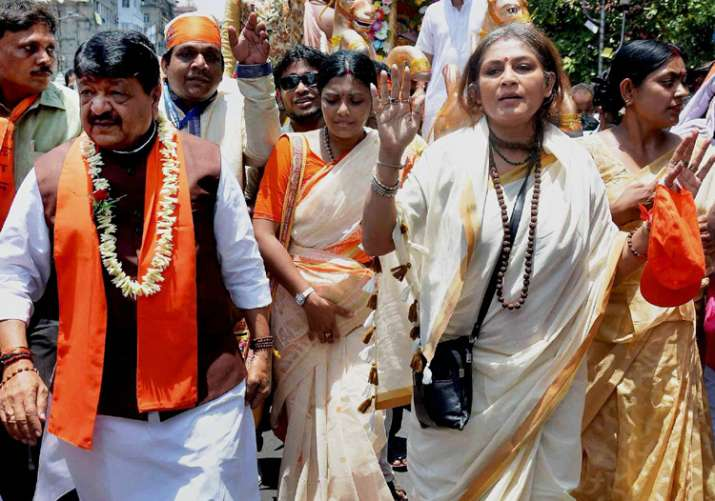 CID summons BJP's Roopa Ganguly, Kailash Vijayvargiya in