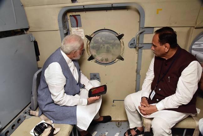 Flood crisis deepens in Gujarat, Rajasthan; PM Modi