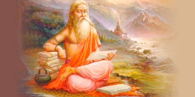 India Tv - Maharshi Veda Vyasa, the sage who edited the sacred Hindu texts