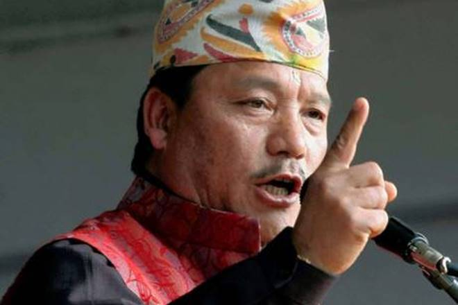 Darjeeling agitation will turn 'terrible', says GJM chief