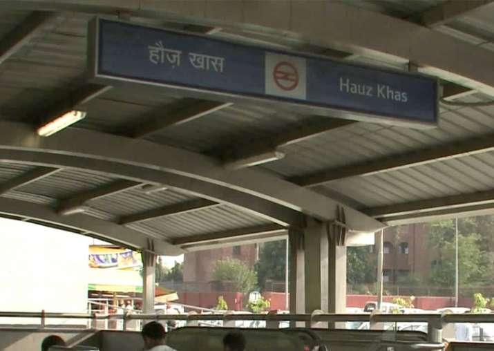 Delhi Police tighten security in Hauz Khas Village