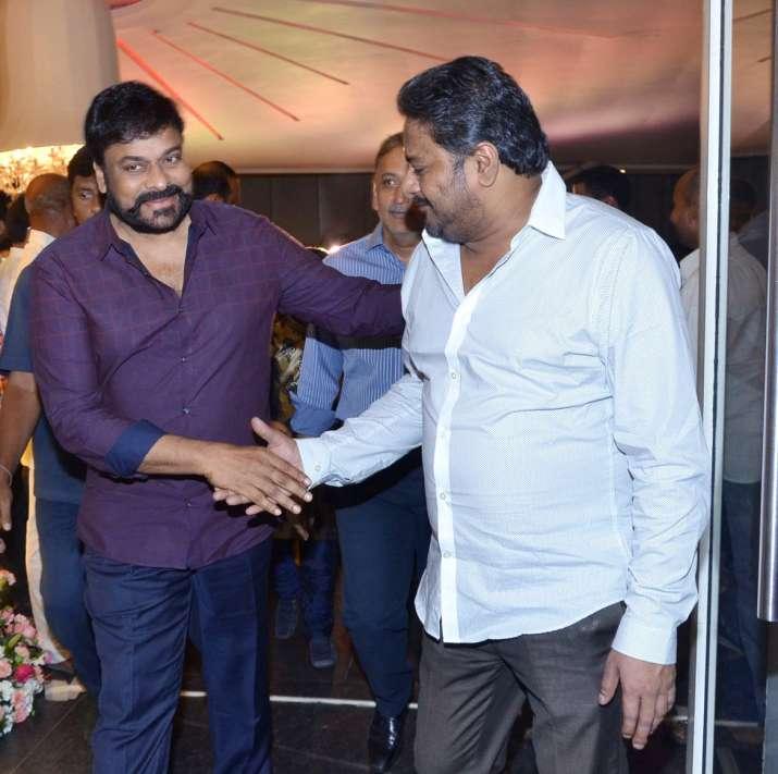 Pics: Baahubali stars Prabhas, Anushka Shetty attend