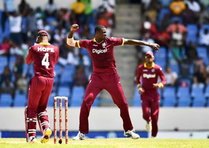 A file image of Jason Holder.