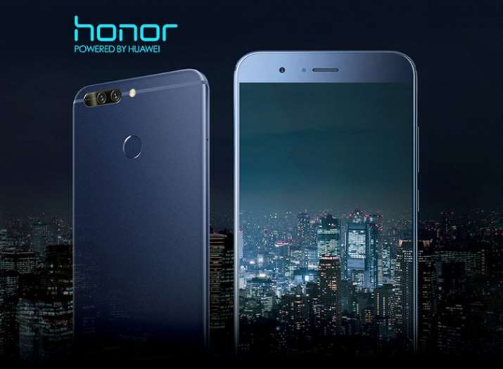 Huawei's 6 GB 'Honor 8 Pro' arrives in India