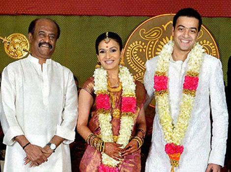 Soundarya Rajinikanth and Ashwin divorce