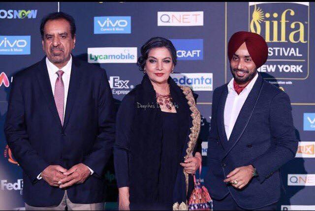 The Black Prince: Satinder Sartaaj, Shabana Azmi starrer