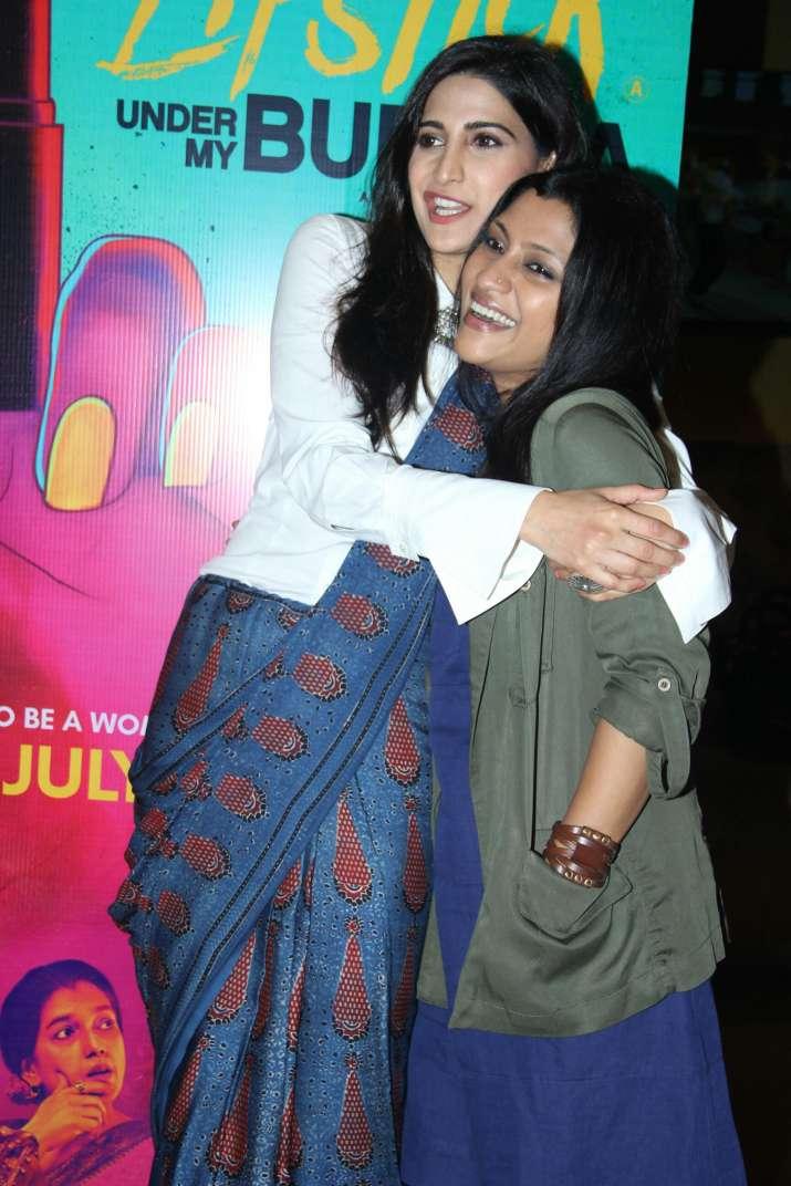 India Tv - Lipstick Under My Burkha team