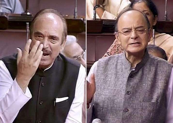 Congress, BJP spar in Rajya Sabha over President Kovind's