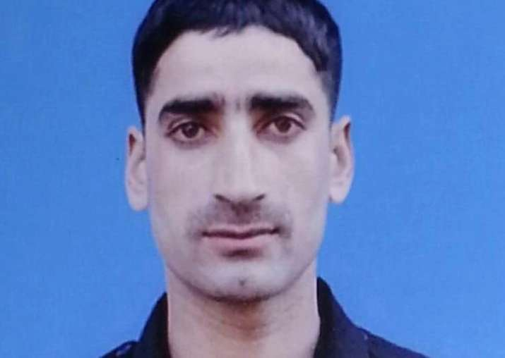Jawan goes missing from Army camp in Kashmir with service