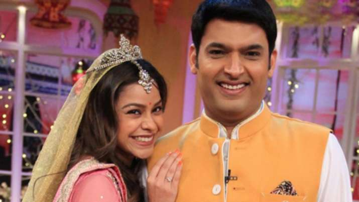 Kapil Sharma, Sumona Chakravarti