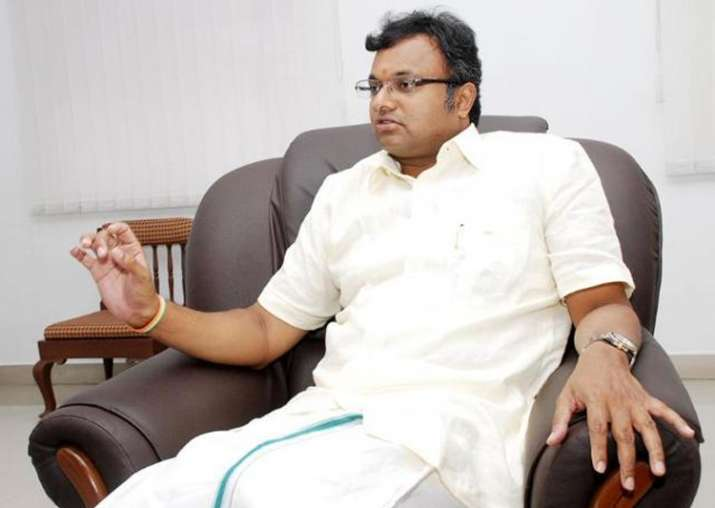 Karti Chidambaram moves Madras HC against CBI summons