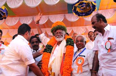 Kerala BJP President Kummanam Rajasekharan