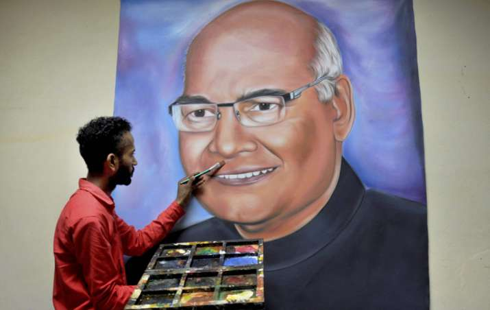 Ram Nath Kovind secured over 65 per cent of votes in the