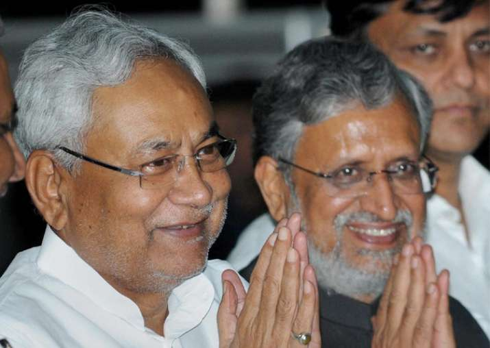 Nitish Kumar won the trust vote in the state Assembly on