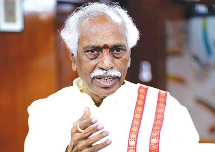 Labour Minister Bandaru Dattatreya