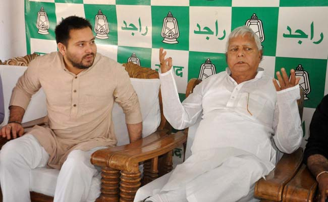 Lalu Yadav convenes crucial RJD meet in Patna