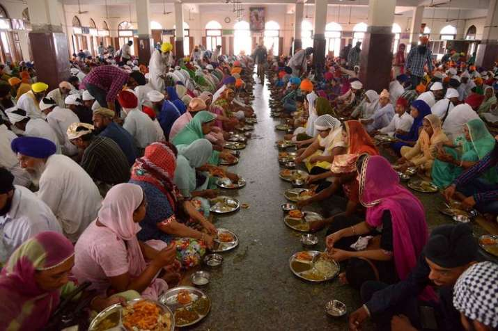 No GST on free food supplied by religious institutions: