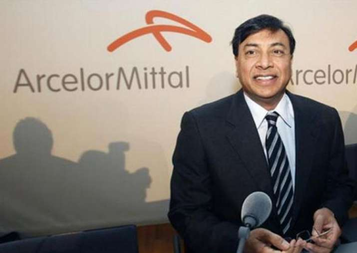 File pic of LN Mittal