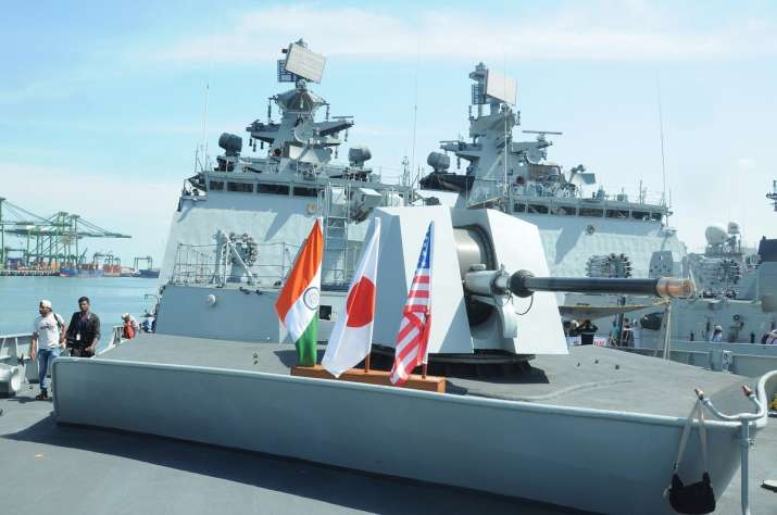 US, India, Japan kick off Malabar Naval Exercise
