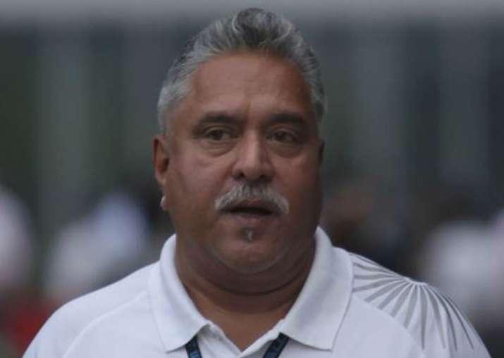 File pic of Vijay Mallya