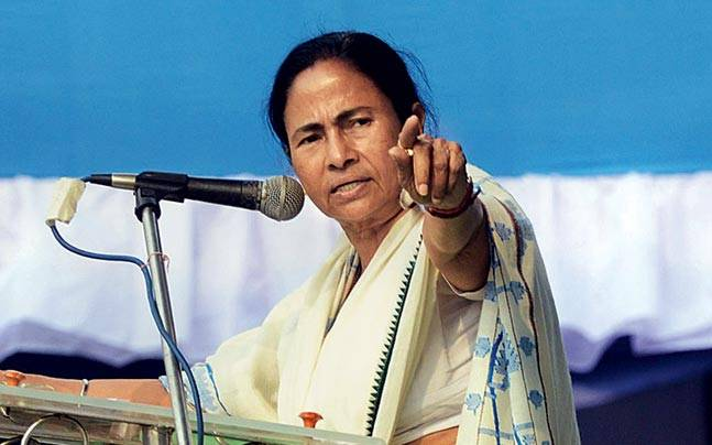 Mamata raises China 'interference' with Centre, blames