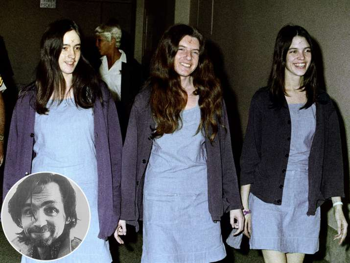 India Tv - Charles Manson and his three daughters