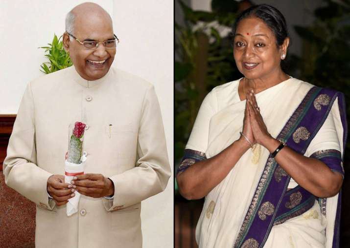 Ram Nath Kovind gets one vote in Kerala, Meira Kumar draws