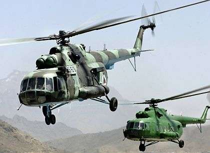 Deal for supply of 48 Mi-17 choppers to India likely by
