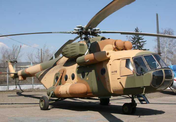 Russian firm delivers Mi-171E helicopter to Pakistan