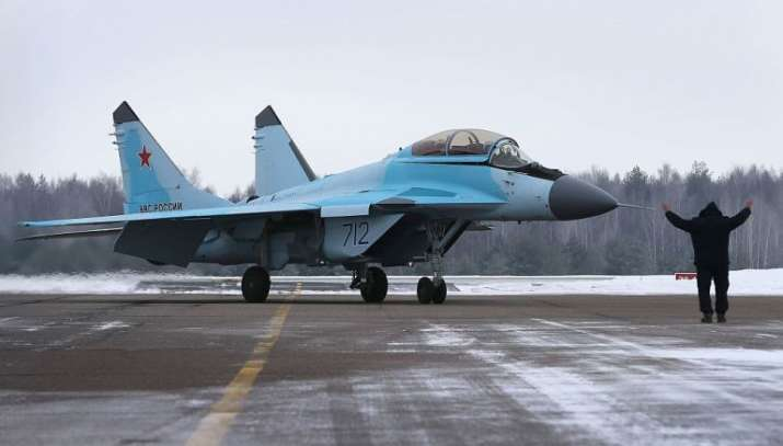 Russia keen to sell new fighter jet MiG-35 to Indian Air