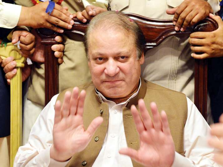 Sharif on Friday resigned as Pakistan Prime Minister after