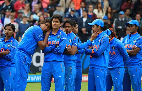 Image result for 2017 women's world cup India lost