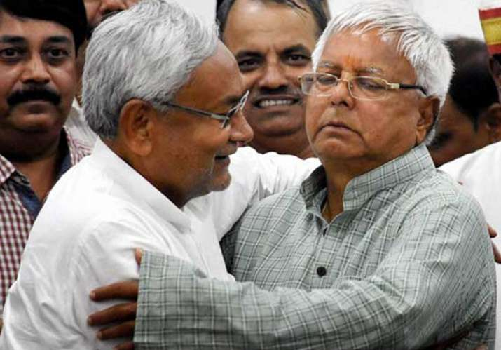 Lalu Yadav said Nitish Kumar prime accused in murder case