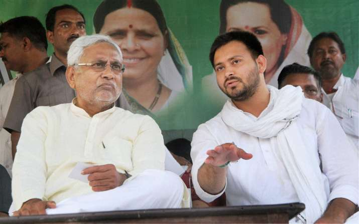 Tejashwi Yadav is the deputy of Bihar CM Nitish Kumar