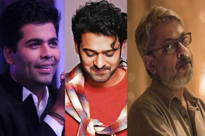 Prabhas, Karan Johar, Sanjay Leela Bhansali- India TV