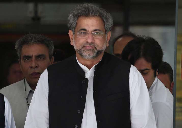 Ruling PML-N has nominated Shahid Khaqan Abbasi for the