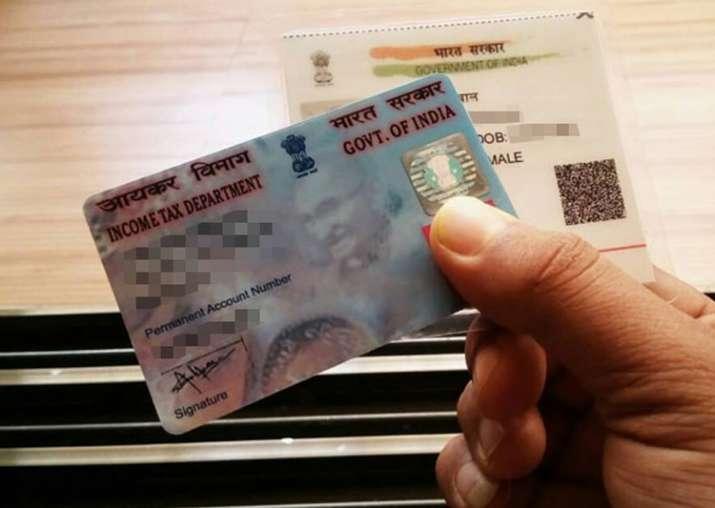 Income Tax notifies form for Aadhaar-PAN linking