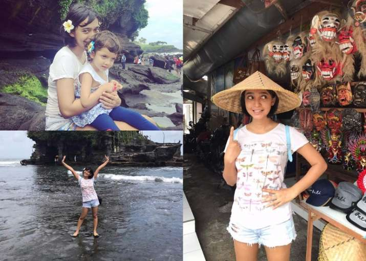 Sayani Gupta's Bali and Taiwan travel diaries