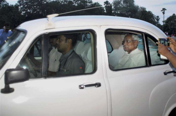 Nitish Kumar to take oath as Bihar CM tomorrow
