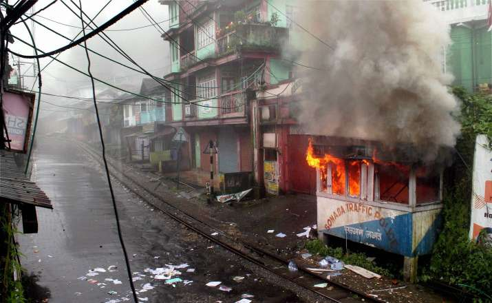 'Foreign powers' behind Darjeeling unrest, have proof, TMC