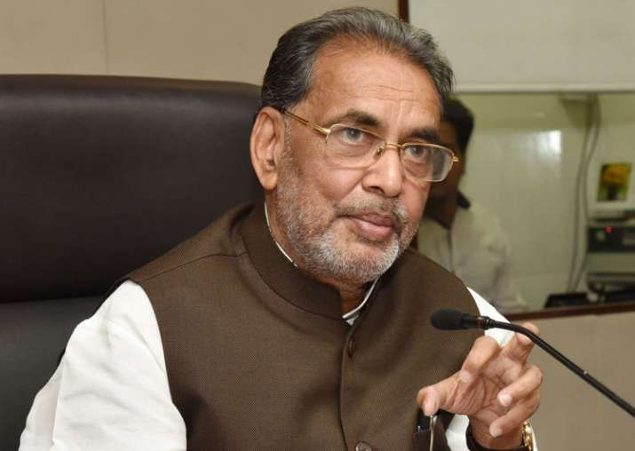 File pic of Union Agriculture Minister Radha Mohan Singh