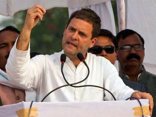 Congress denies Rahul Gandhi meeting Chinese envoy