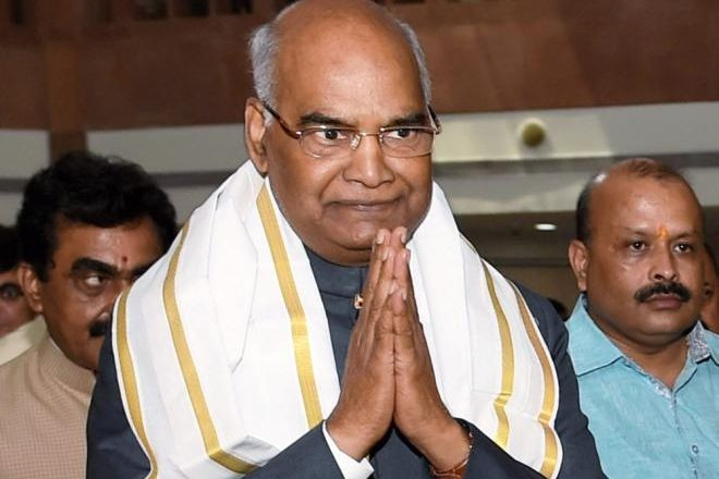 President Kovind gets 3.2 million followers on Twitter