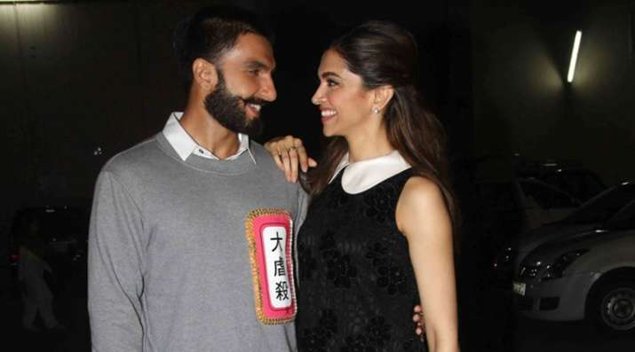 India Tv - Ranveer Deepika