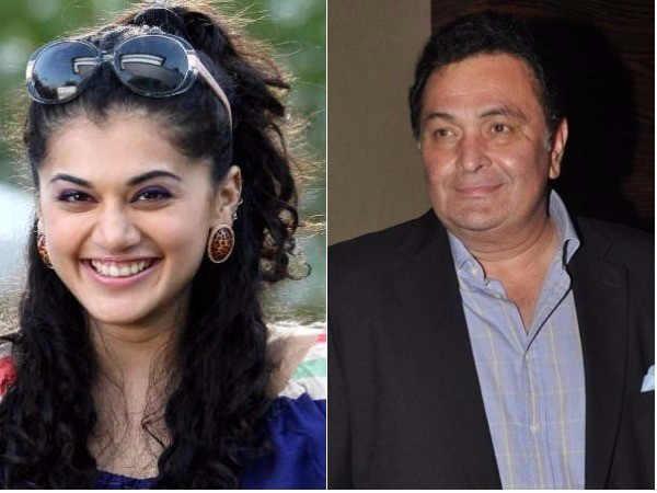 Rishi Kapoor, Taapsee Pannu to star in Anubhav Sinha's