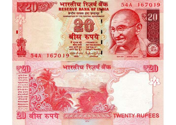 Rs 20 notes in Mahatma Gandhi 2005 series to be out soon