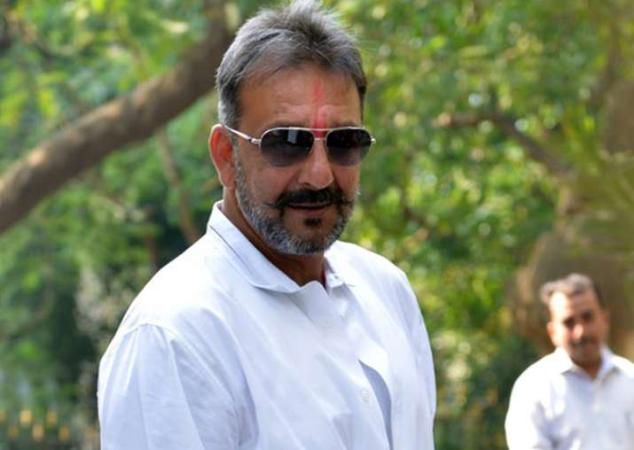 File pic of Sanjay Dutt