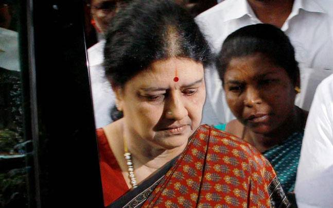 CCTV records of VIP treatment given to Sasikala missing:
