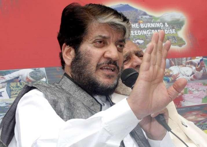 Kashmiri separatist leader Shabir Shah arrested in Srinagar