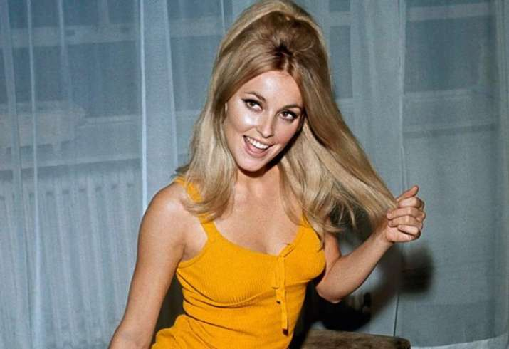 India Tv - Sharon Tate was eight and half months pregnant when she was murdered